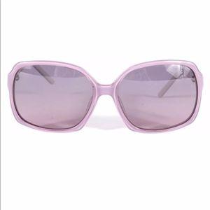 Fendi Purple Acetate Sunglasses